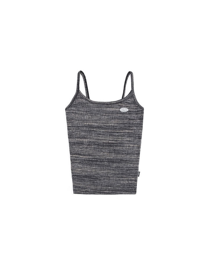 SPACE DYED KNIT TANK_space dyed navy