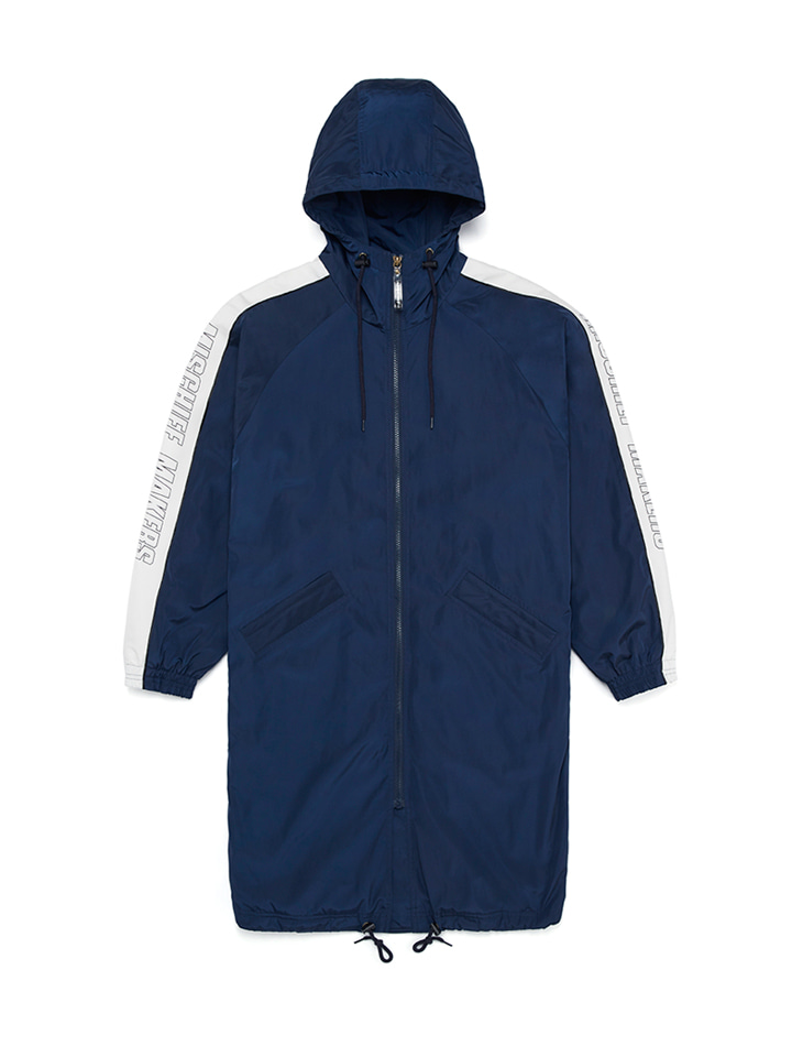 TEAM PARKA_navy/white