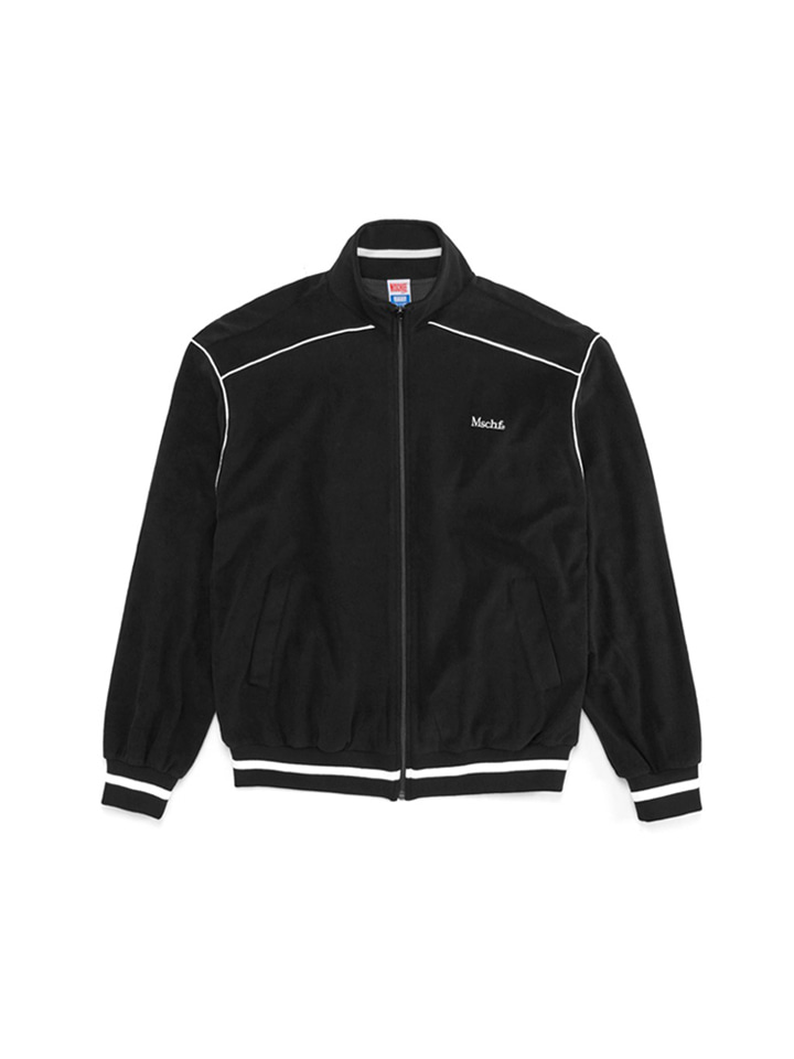 TERRY TRACK JACKET_black