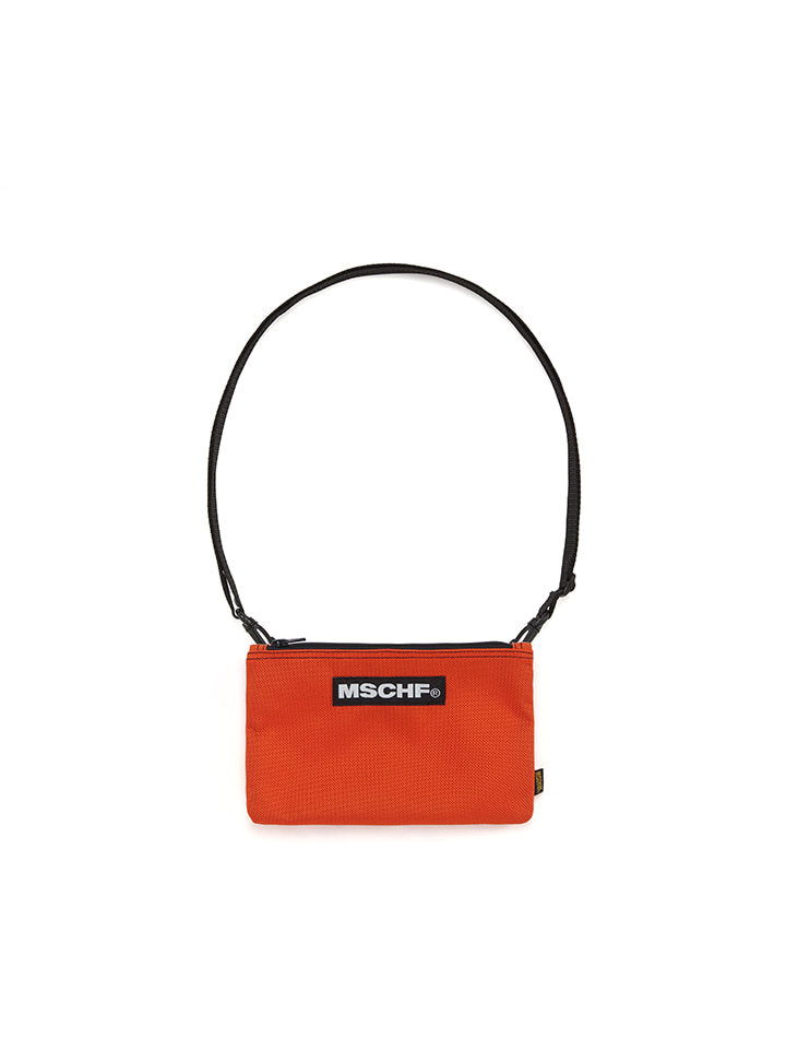 CROSS POUCH_orange