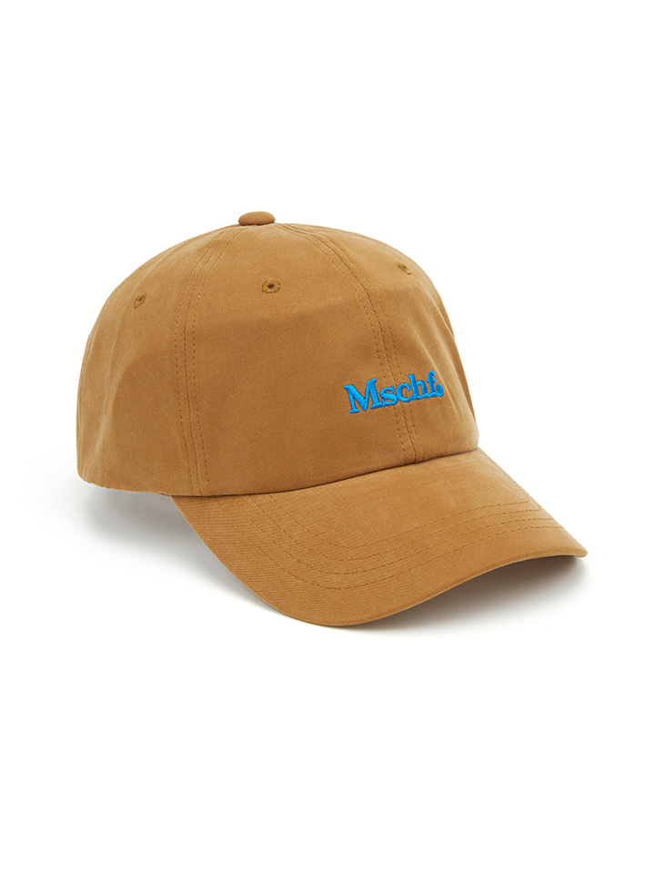 TENCEL BALL CAP_mustard