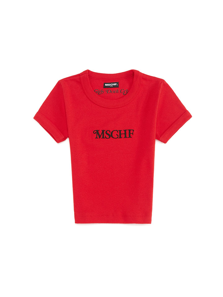 VERDY X MSCHF FITTED BASIC_red