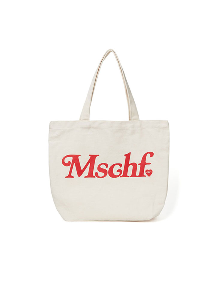 VERDY X MSCHF ECO BAG_cream