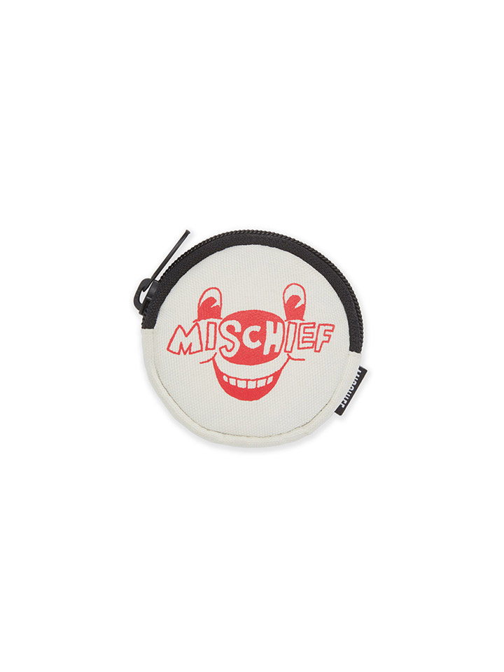 OHAMKING X MSCHF_MS.SMILE COIN POUCH_cream