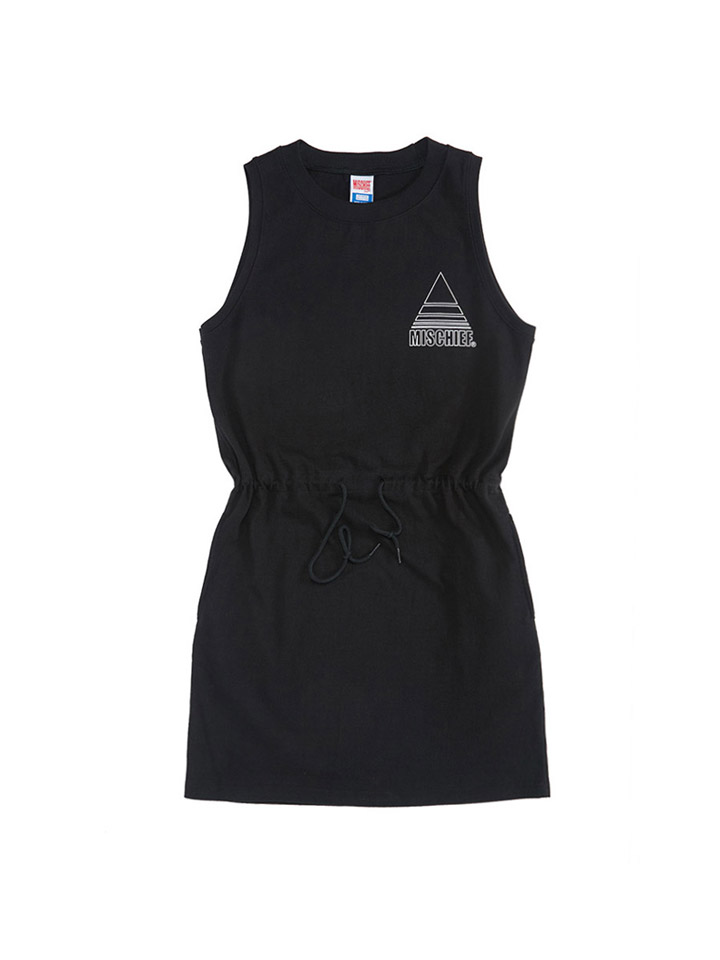 TENNIS DRESS_black