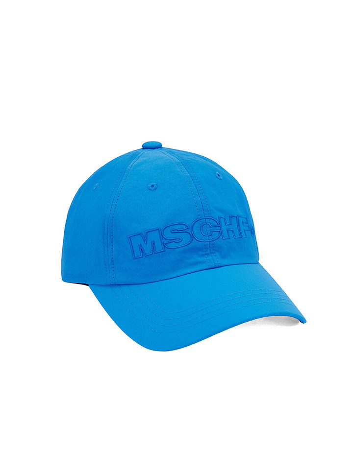 NYLON BALL CAP_blue
