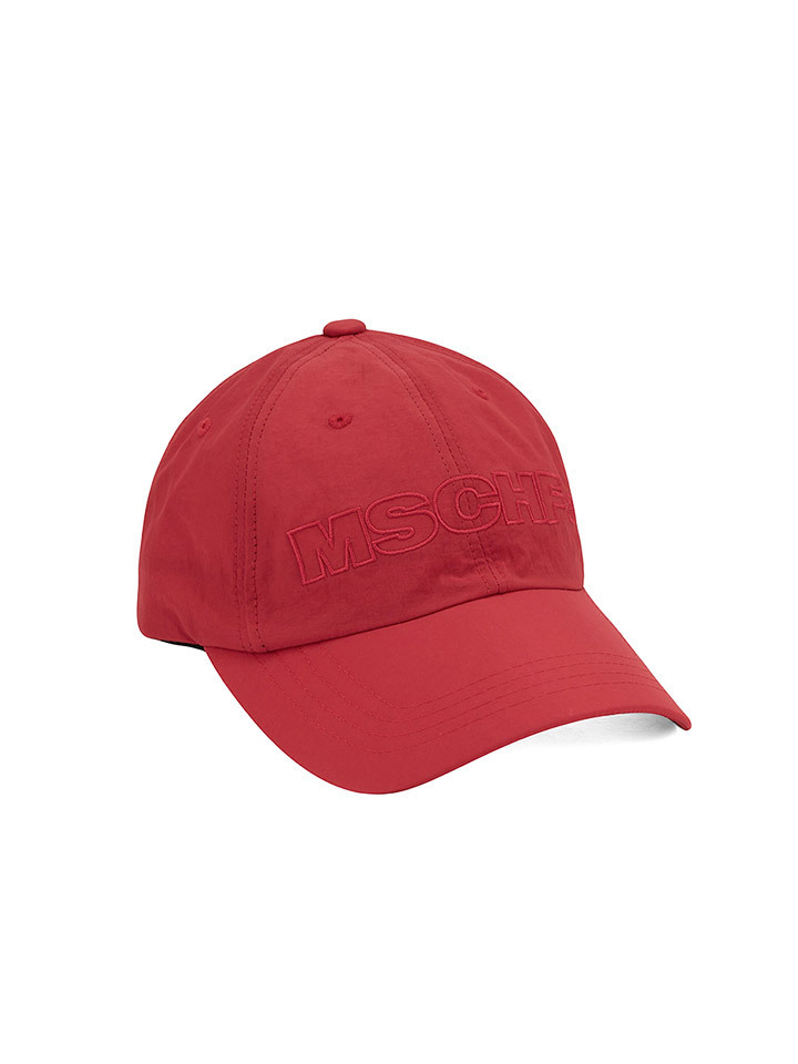 NYLON BALL CAP_red