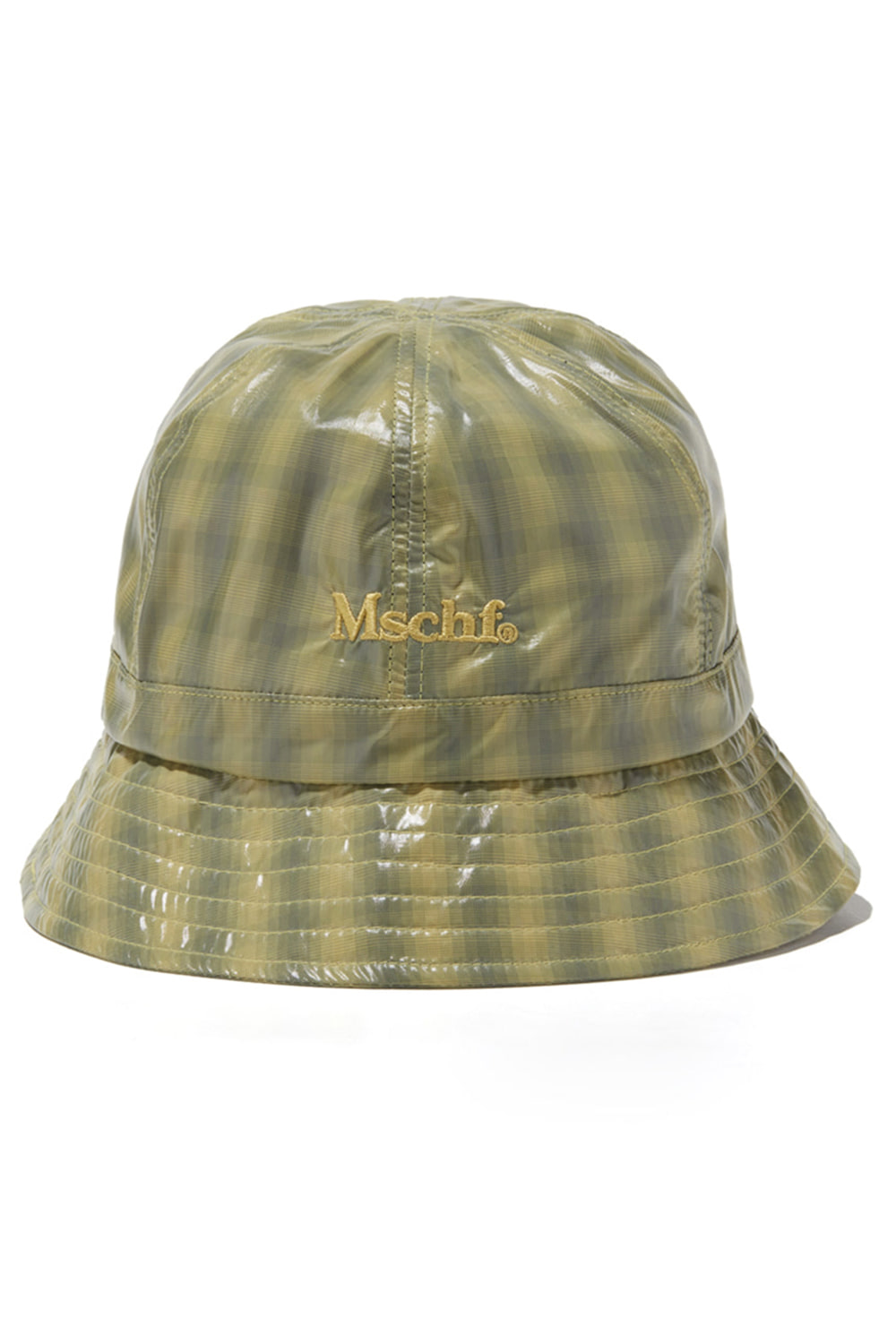 BUCKET HAT_evergreen check