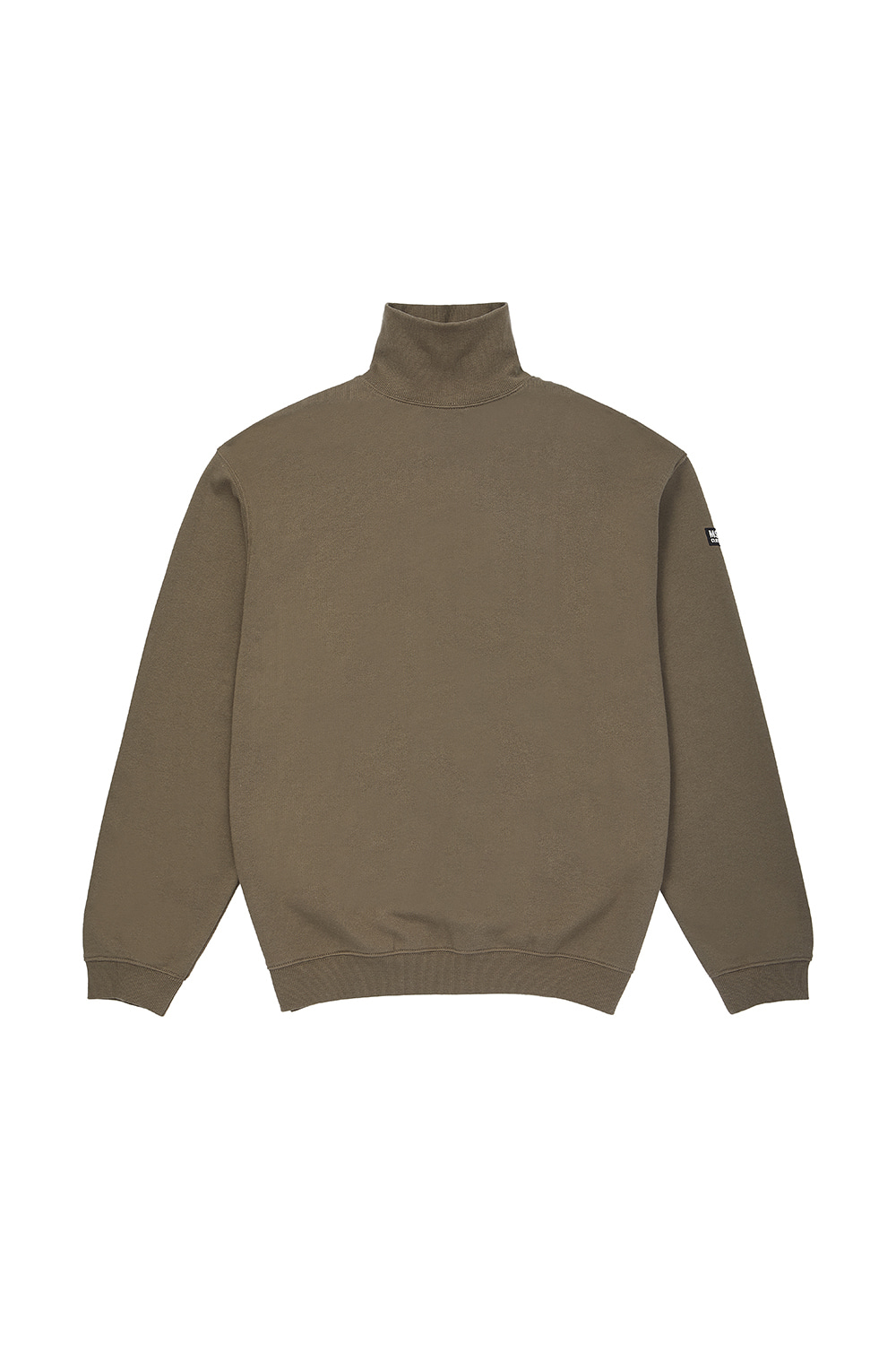 TURTLENECK SWEATER_khaki