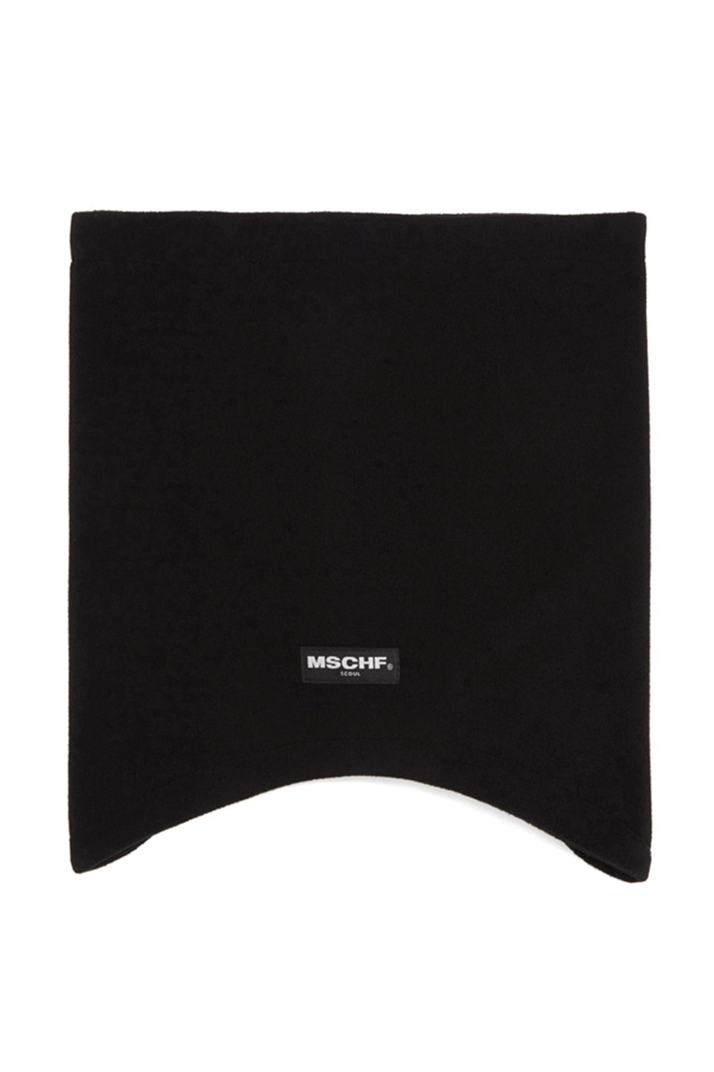 FLEECE NECK WARMER_black