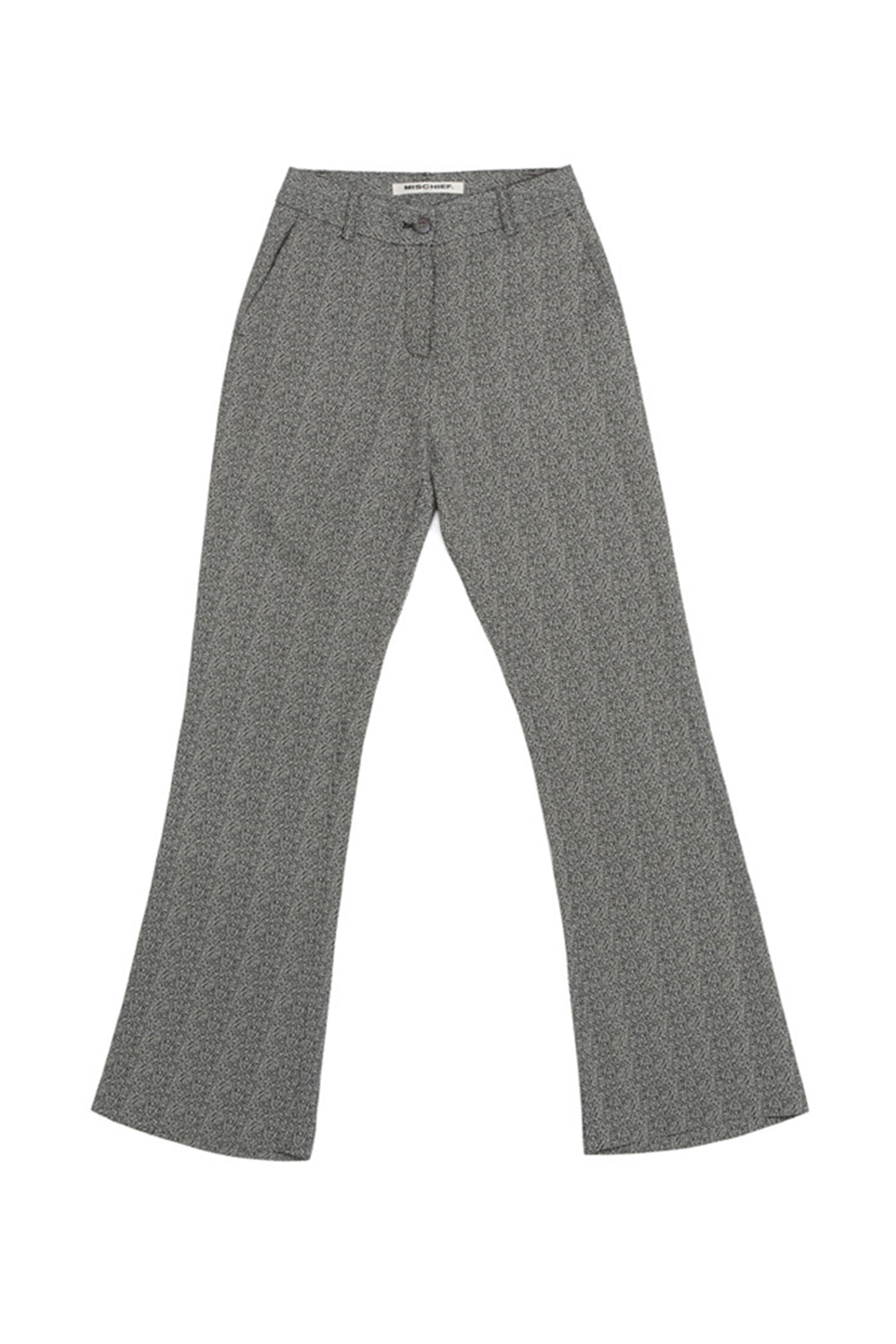 CREPE SLACKS_speckled