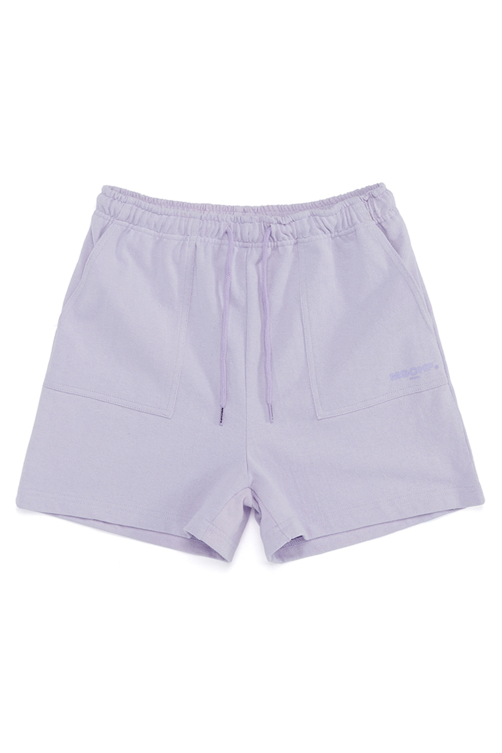 LOUNGE SET SHORTS_lavender