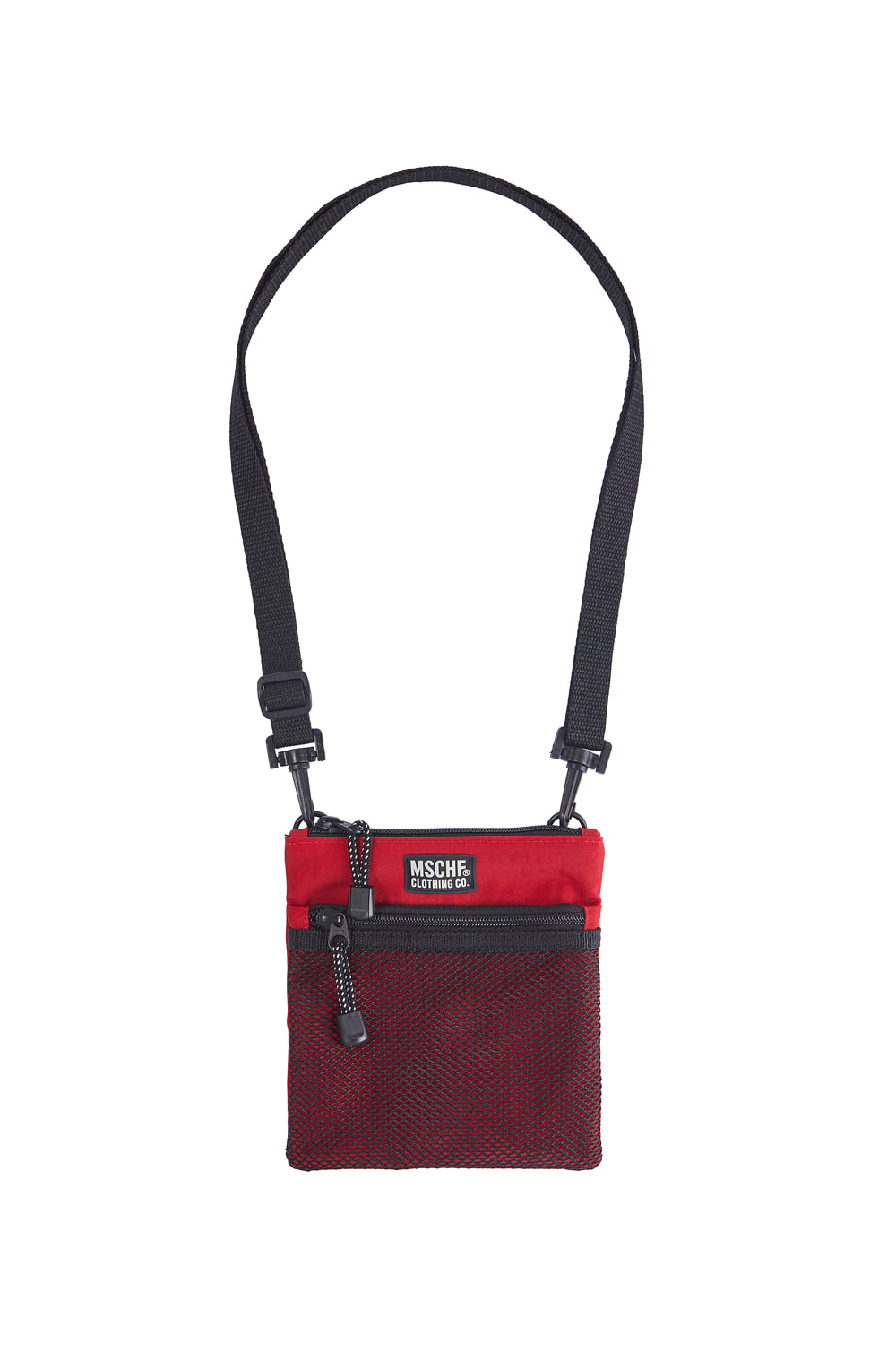 CROSS POUCH_red