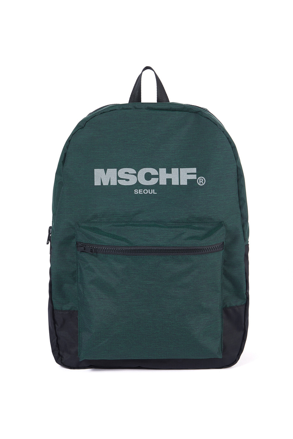 PACKABLE BACKPACK_dark green/black