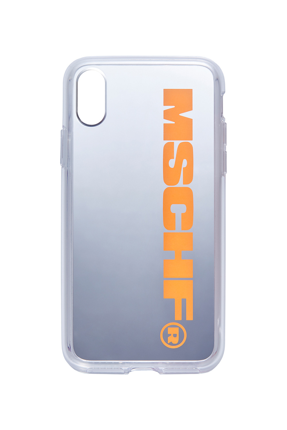 MSCHF_IPHONE MIRROR CASE_NEON ORANGE