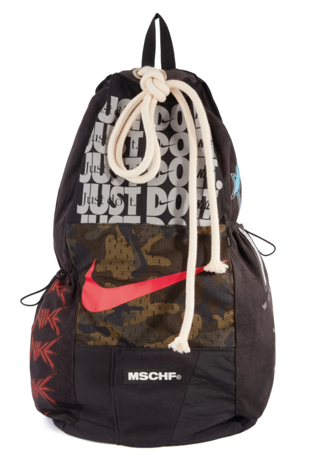NIKE BATTLE FORCE SEOUL X MISCHIEF | handmade product catalogue
