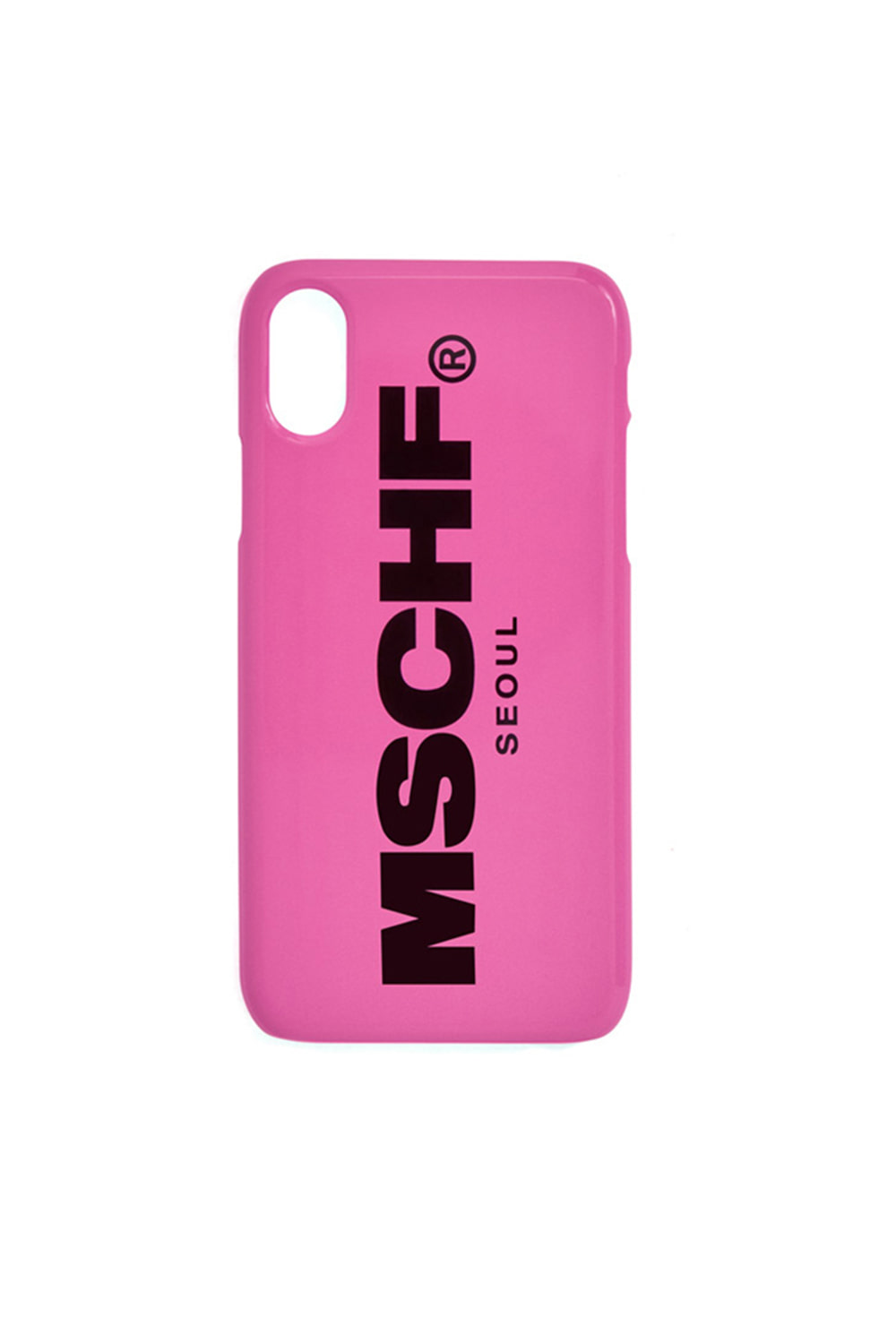 IPHONE CASE_pink/black
